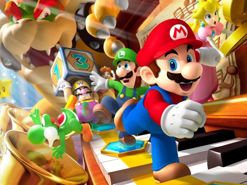 La Historia Detras Del Videojuego Mas Famoso Mario Bros Happytech