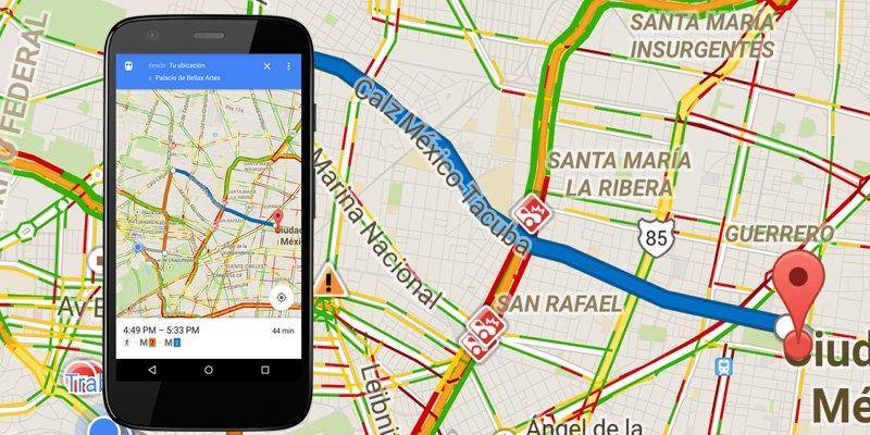 Google-Maps-Transit