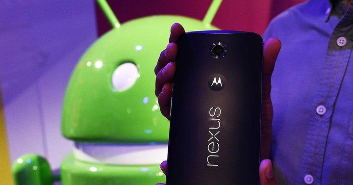 Smartphone-Nexus