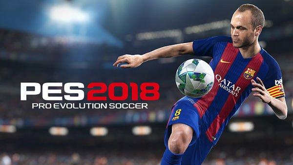 Descargate Pro Evolution Soccer 2018 Pes 2018 Gratis Para Android