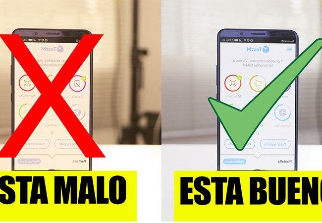 Como reparar un teléfono android con una aplicación