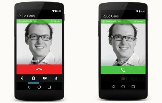 Se acercan las llamadas VoIP en WhatsApp Messenger - Image
