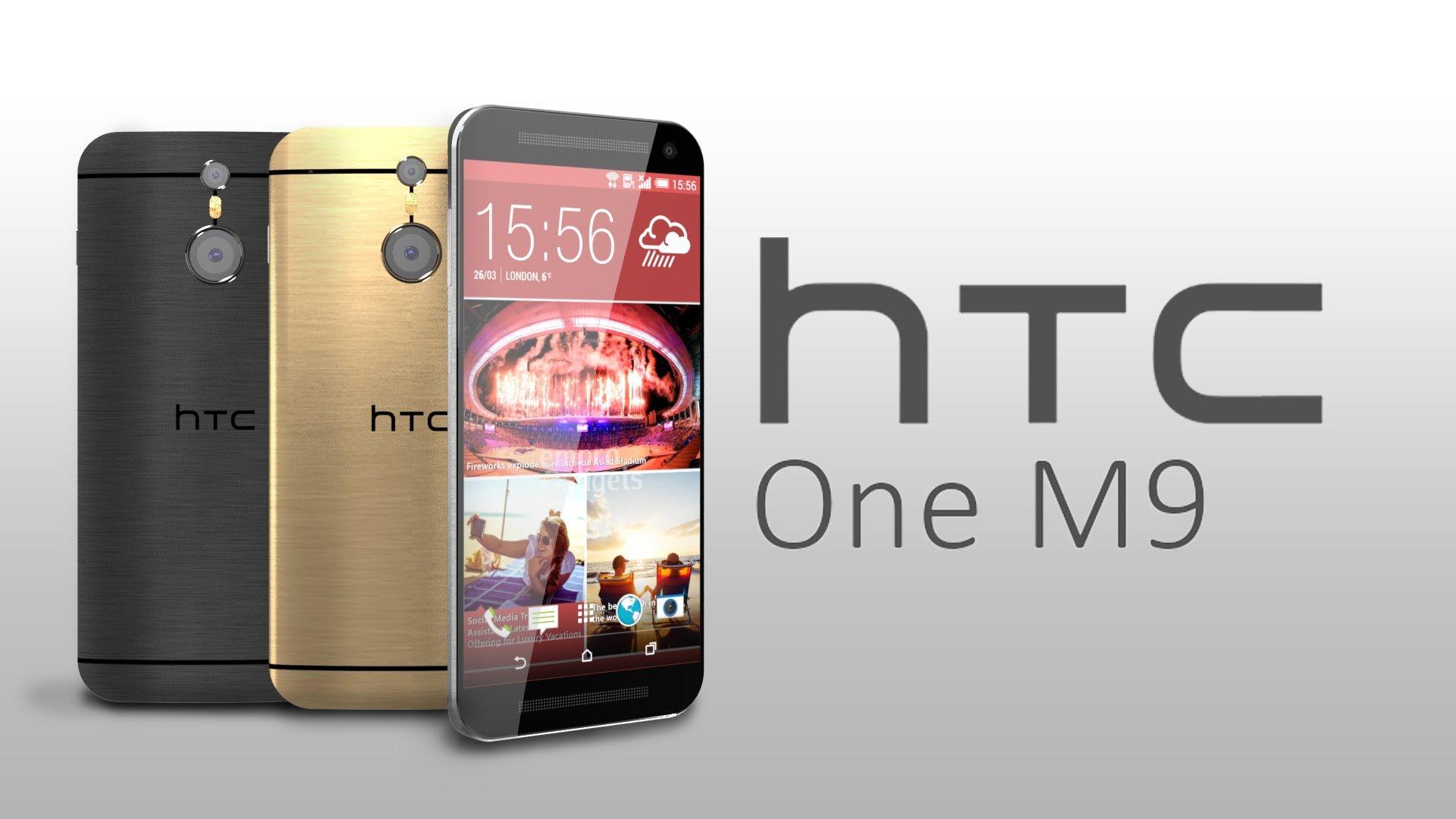 Descarga los fondos del pantalla del HTC One M9 - Image