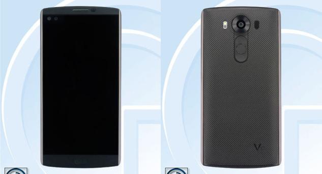 LG V10 el nuevo móvil con pantalla auxiliar - Image
