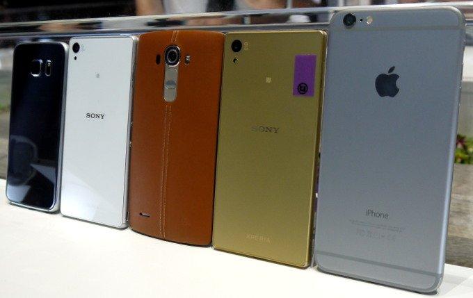 ¿Cuál es el tamaño de pantalla que más te gusta para tu móvil? - Image