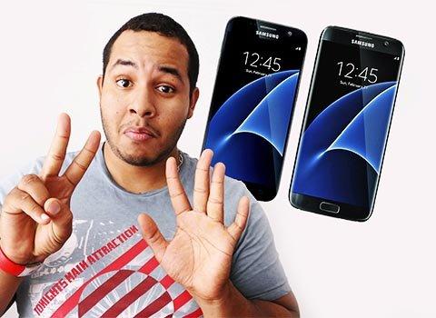 7 Cosas que hay que Saber Sobre el Galaxy de Samsung S7 y S7 Edge - Image