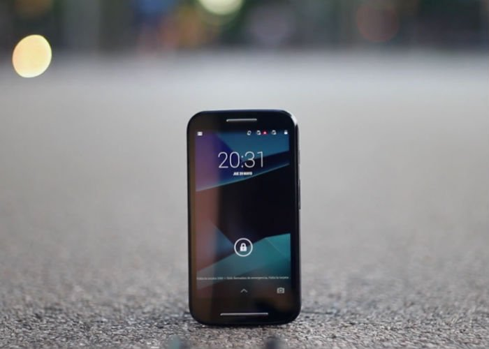 El nuevo Motorola Moto E de tercera generación 2016 - Image