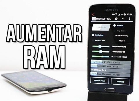 Cómo aumentar la memoria RAM en su teléfono Android (hasta 4 GB) | 2018 - Image