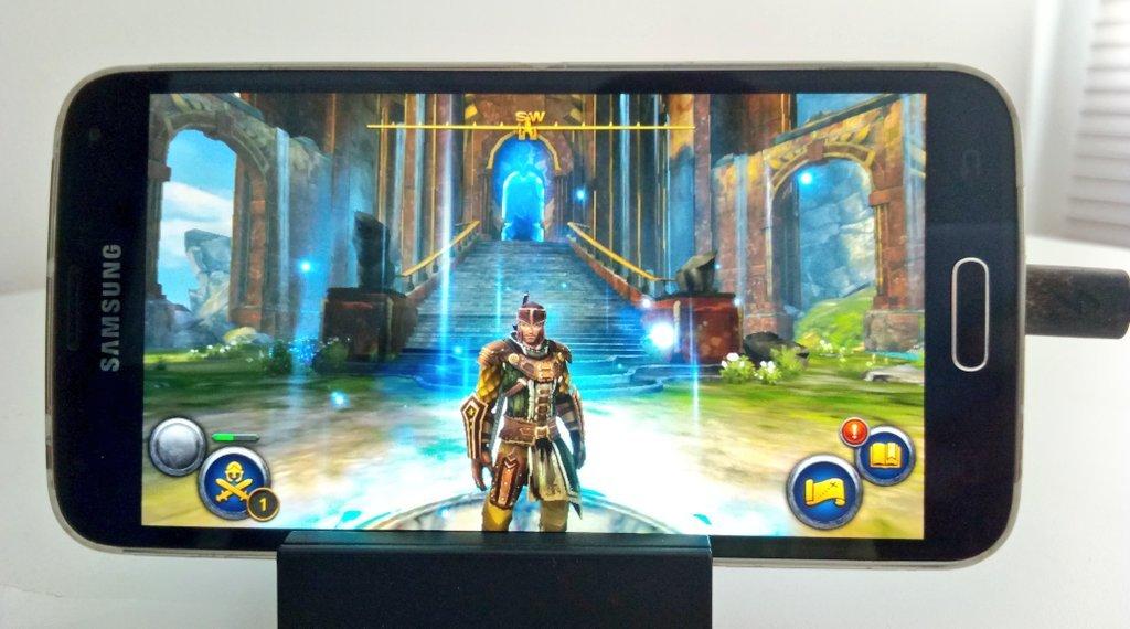 Los Más Impresionantes Juegos Nuevos para Telefonos Android - GamePlay - Image