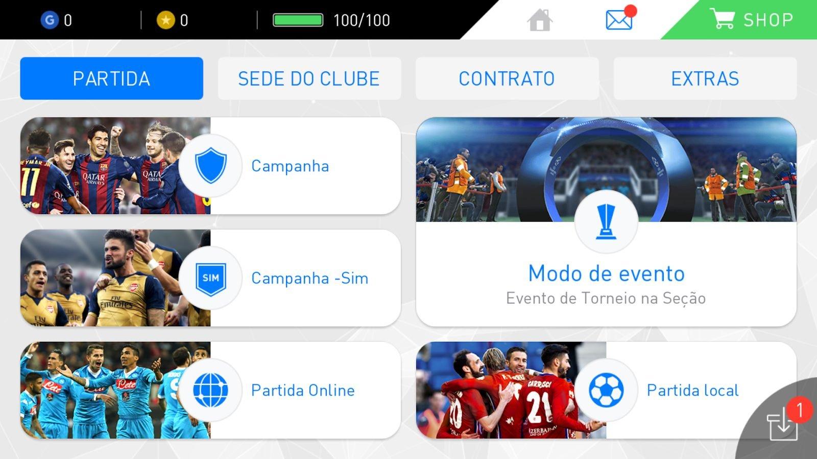 Descargar PES2017 Impresionante Juego de Futbol Android - PES2017 GAMEPLAY - Image
