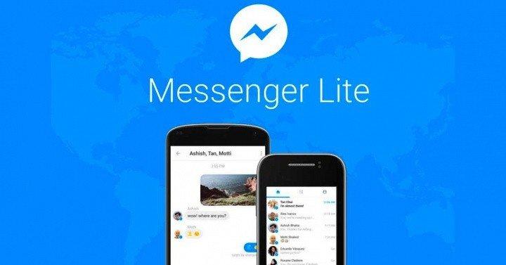 Messenger Lite para que ahorres datos - Image