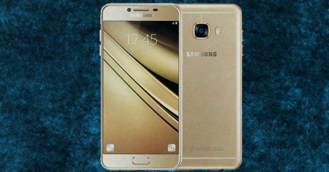 Samsung Galaxy C7 - Image