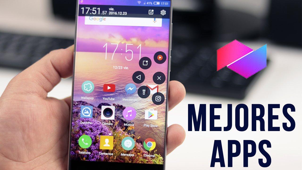 5 IMPRESIONANTES Aplicaciones GRATIS para Android 2017 - Image