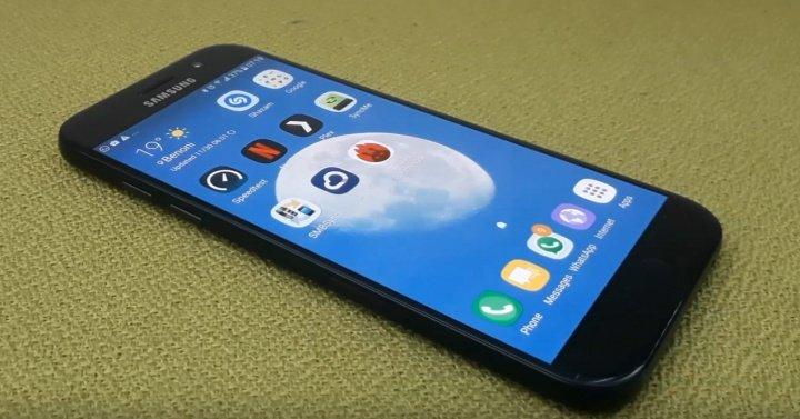 Samsung Galaxy A5 (2017) - Image