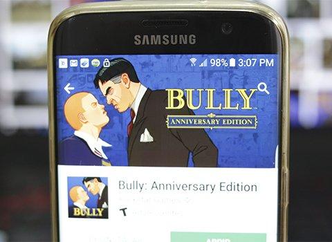 Impresionante Juego Para Android-BULLY GamePlay - Image