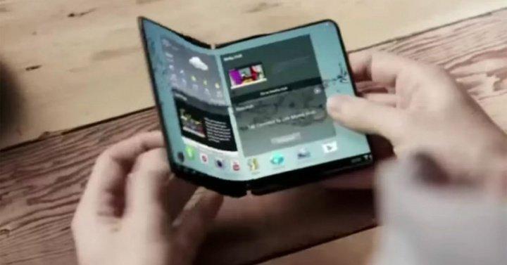 El revolucionario Samsung Galaxy X - Image