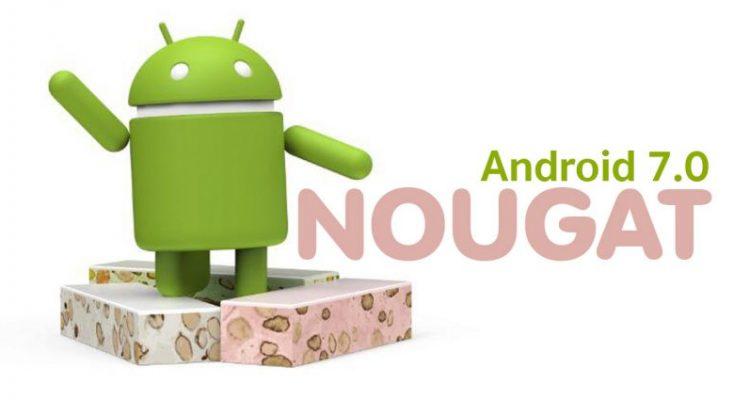 Estadísticas de Android Nougat - Image
