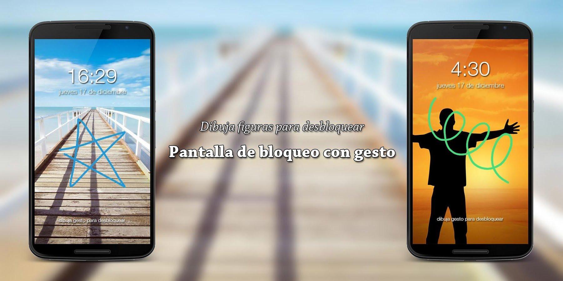 INCLEIBLE APLICACION PARA DESBLOQUEAR EL TELEFONO CON TU FIRMA PERSONAL - Image
