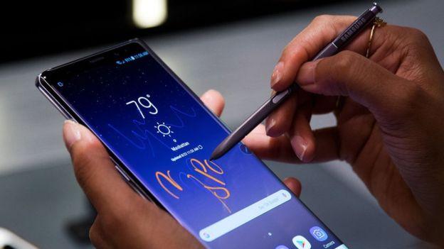 COSAS QUE SOLO PUEDE HACER CON EL Galaxy Note 8 - Image