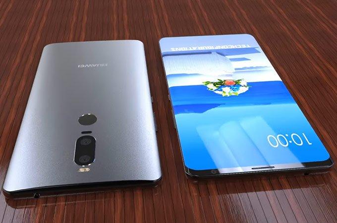 HUAWEI quiere competir contra el dios SAMSUNG con su nuevo teléfono MATE 10 - Image