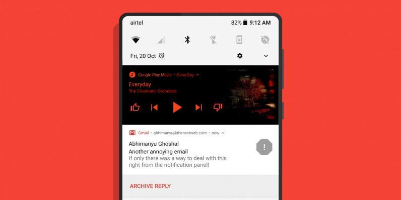 Impresionante Aplicación Para Cambiar el Color de la Barra de Estado en Android - Image