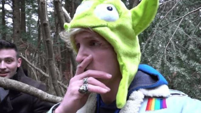 YouTube castiga a Logan Paul !!! - Image