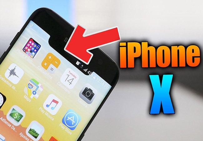 Cómo instalar la interfaz de iPhone X en cualquier dispositivo Android - Image