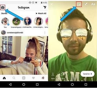 Cómo agregar gif animados a Instagram - Image