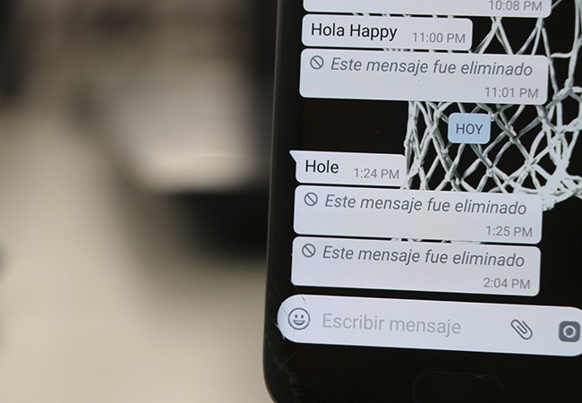 Ver Mensajes Eliminados Whatsapp Borrados por tus CONTACTOS - Image