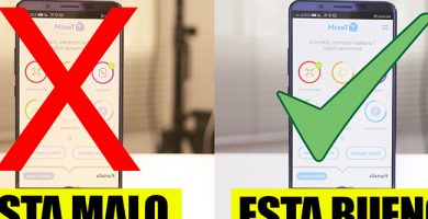 Como reparar un teléfono android