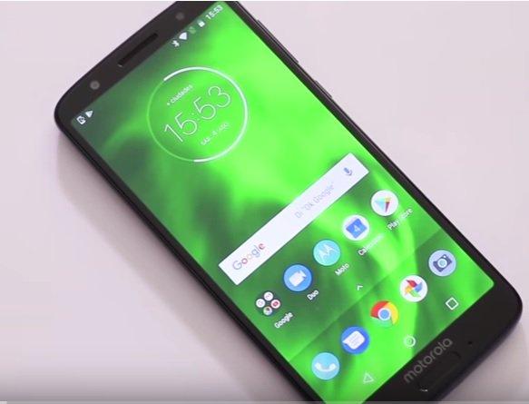 Todo sobre el Motorola G6 - Image