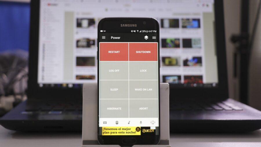 Como Apagar un PC desde un Teléfono Android - Image