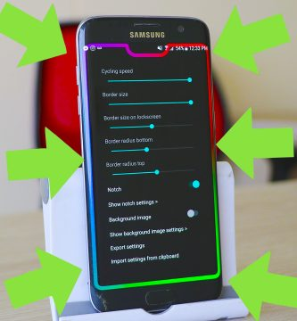Activa Este Brutal Efecto en Cualquier Teléfono Android