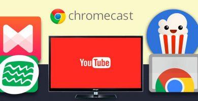 Cómo reproducir y controlar YouTube en tu Chromecast desde Android