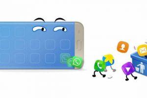 Como recuperar archivos borrados o perdidos en Android 2019
