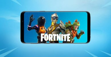 Fortnite para Android Trucos y Requisitos