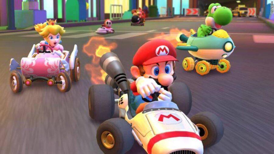 Mario Kart Tour: secretos para conseguir hasta 3 bananas gigantes - Image