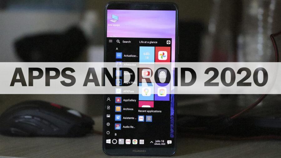 mejores apps android, apps, personalización, editar videos, top apps mayo, top apps mayo 2020