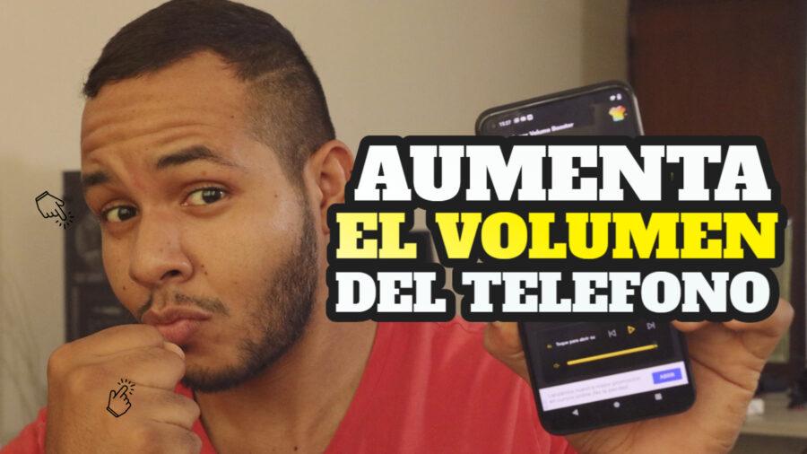 Aumentar volumen del telefono,como aumentar el volumen del telefono,aumentar volumen android,happytech,incrementar volumen android,modificar parlante telefono,mejorar sonido,mi android suena duro,mejorar volumen android