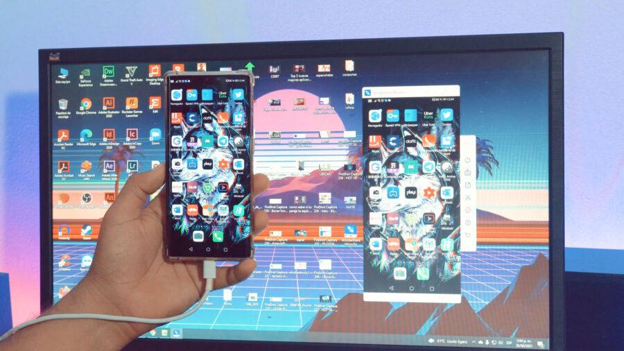 controlar celular desde pc pantalla negra,controlar celular desde pc remotamente,como usar vysor,como acceder a mi celular desde mi pc sin cable usb,controlar celular desde pc por wifi